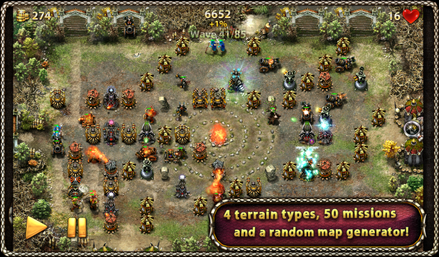 android myth defense 2 dark forces image 01
