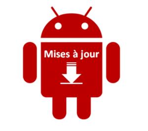 Compte-rendu des mises à jour Android chez SFR en janvier 2014