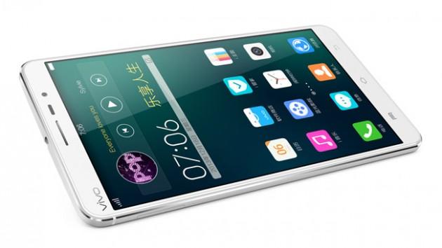 android vivo xplay 3s repoussé reporté février 2013 chine china