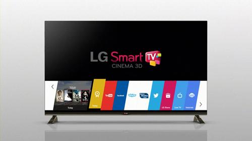 TV LG webOS