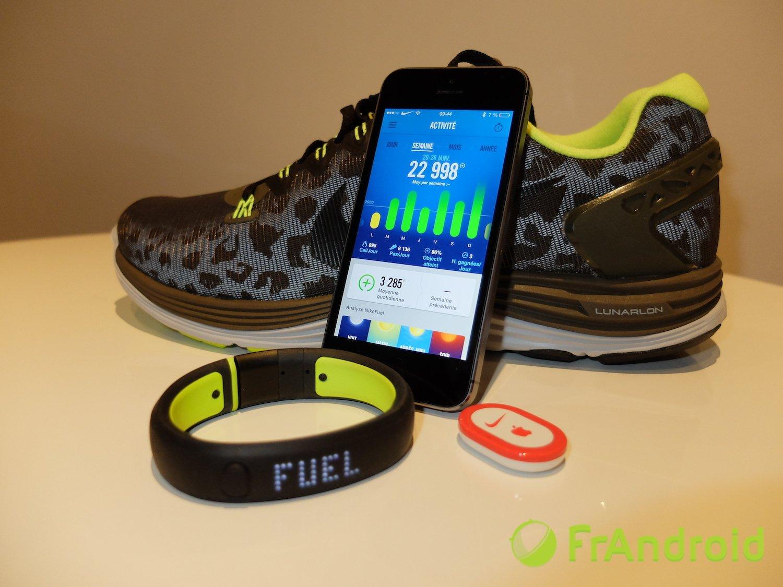 purchase cheap 6fd9e 89489 Nike arrête son bracelet connecté FuelBand mais mise sur le ...