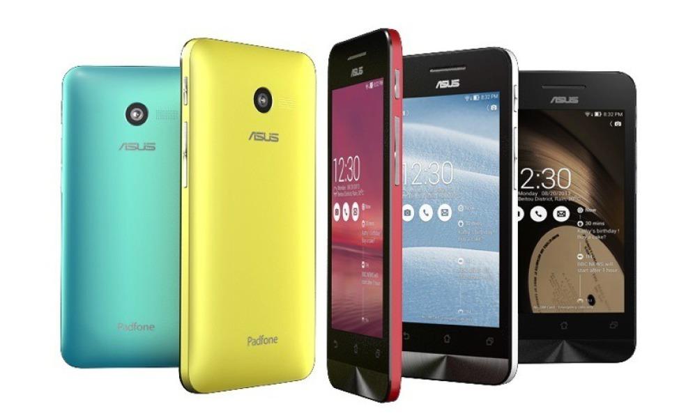 Asus Lance Les Zenfone Des Smartphones De 4 224 6 Pouces