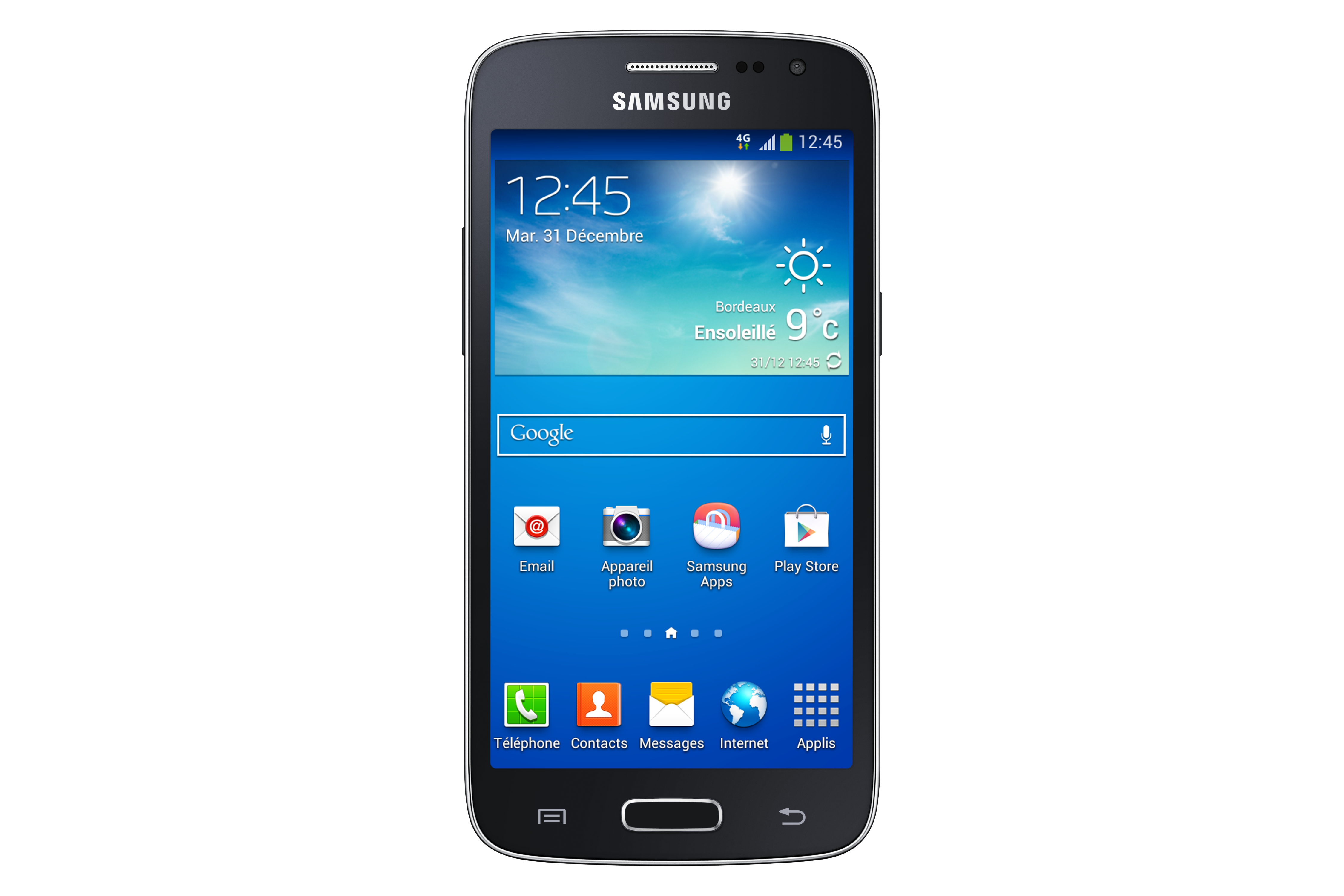samsung officialise le galaxy core 4g frandroid. Black Bedroom Furniture Sets. Home Design Ideas
