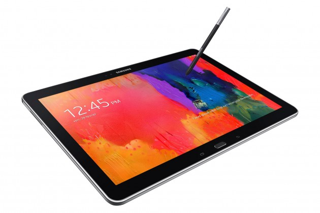 les tablettes samsung serie galaxy pro maintenant