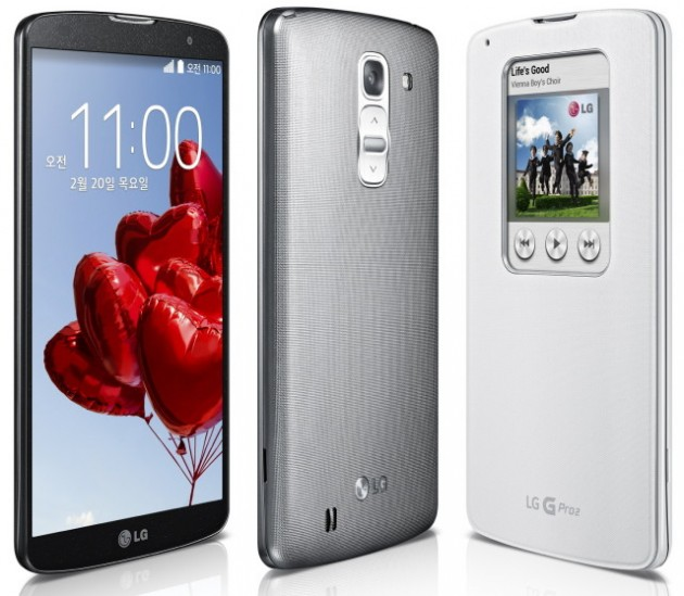 Android LG G Pro 2 Officiel 02
