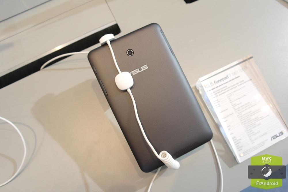 Android Prise En Main FrAndroid ASUS Fonepad ME175CG Image 02