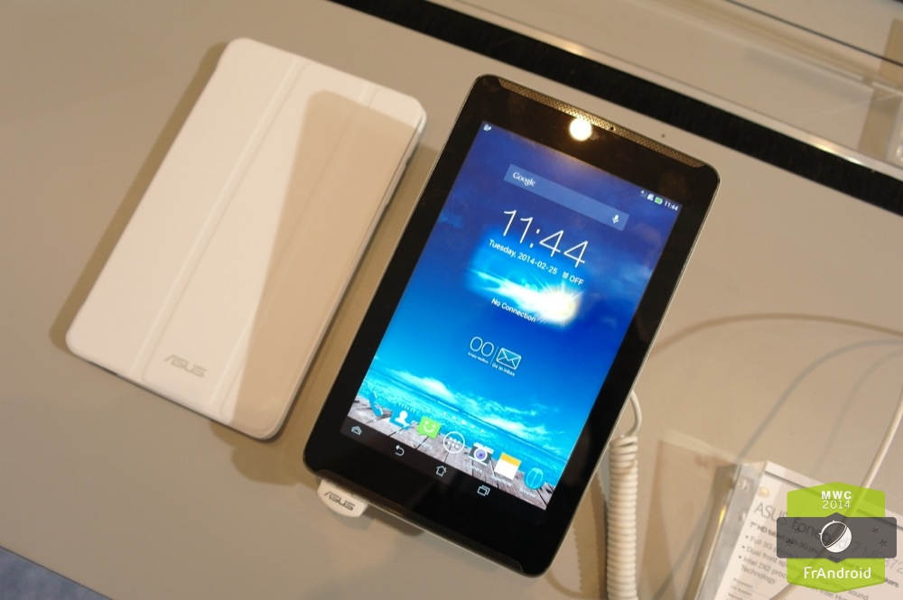 Android Prise En Main FrAndroid ASUS Fonepad ME372CG Image 01