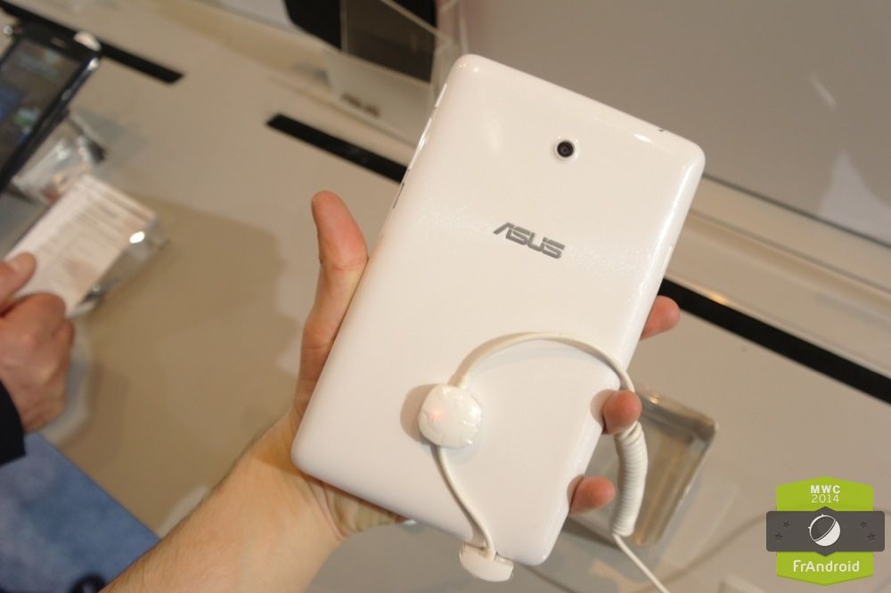 Android Prise En Main FrAndroid ASUS Fonepad ME372CG Image 02
