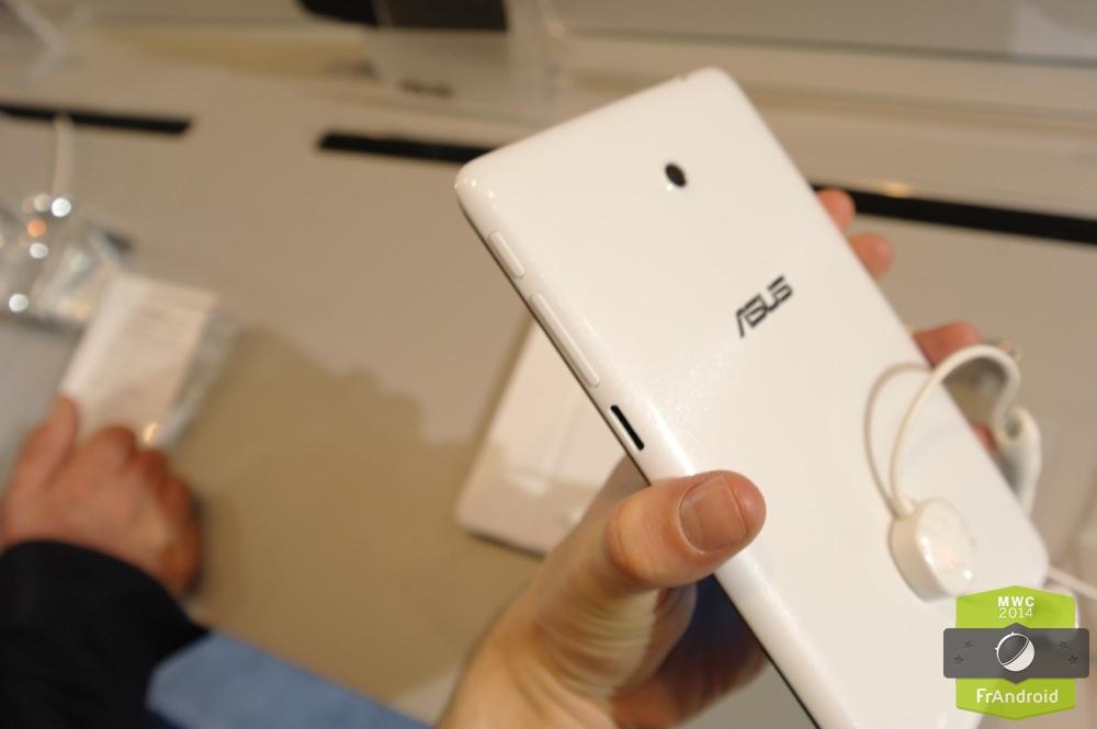 Android Prise En Main FrAndroid ASUS Fonepad ME372CG Image 03