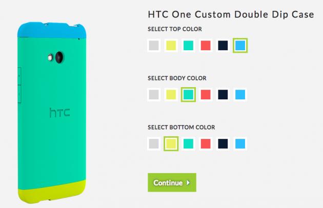 HTC Double Dip Case