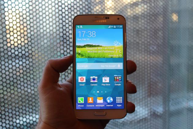 Galaxy Samsung S5