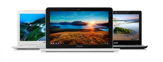 Chromebooks - Google Chrome OS