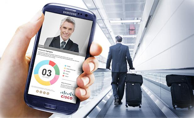 Cisco Samsung