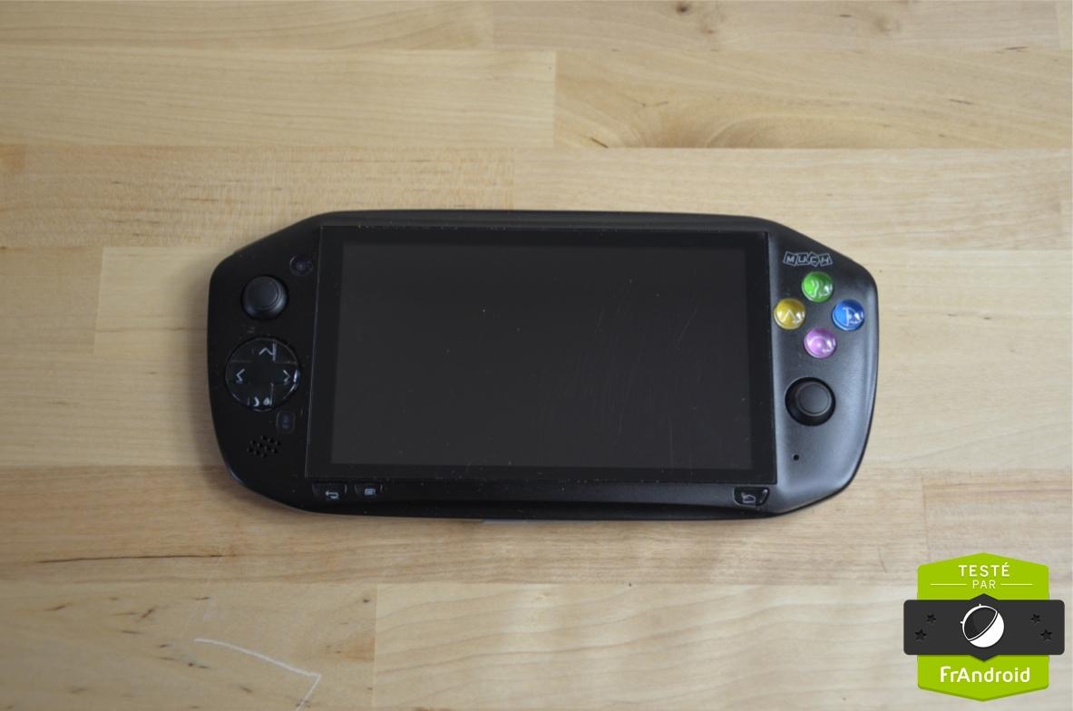 Test de la much i5 la console android qui se prend pour un smartphone - Emulateur console pour pc ...