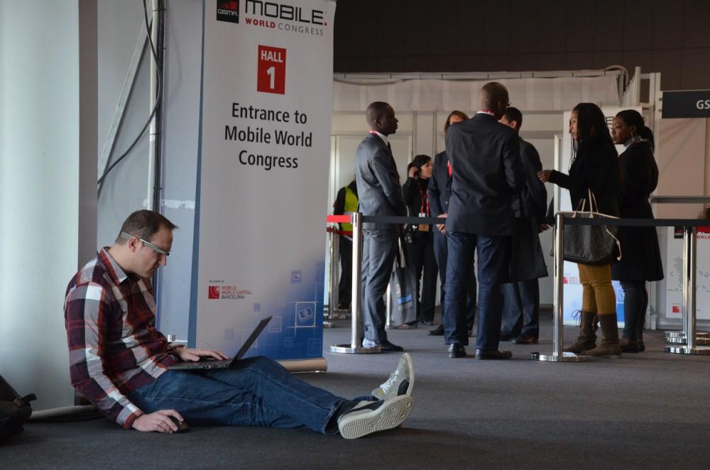 MWC-Barcelone-2014-entrée-google-glass