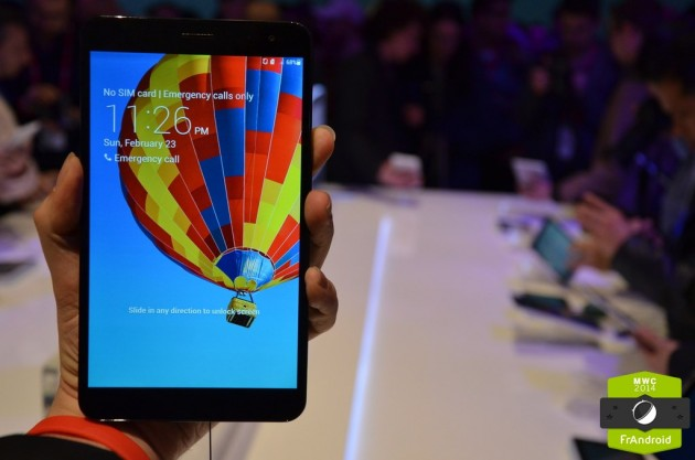 Le Huawei Mediapad X1