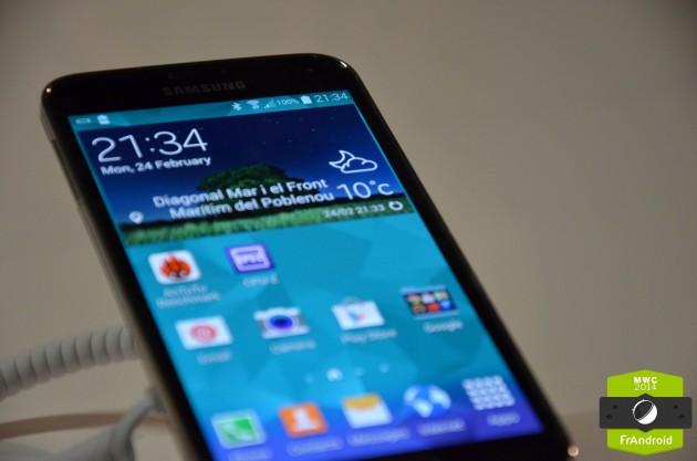Galaxy-S5-Samsung-Unpacked-envent-écran