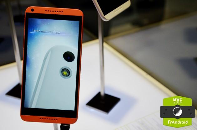 Le HTC Desire 816