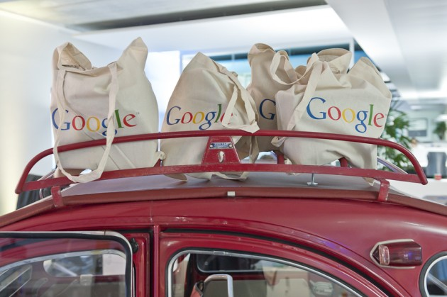 Locaux Google France
