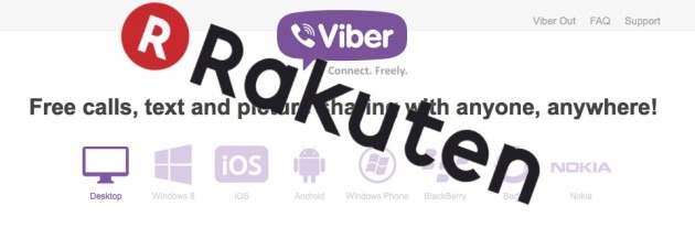 Rakuten-achete-Viber-900-million-dollar-VoiP