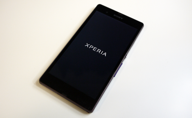 Test-Sony-Xperia-Z