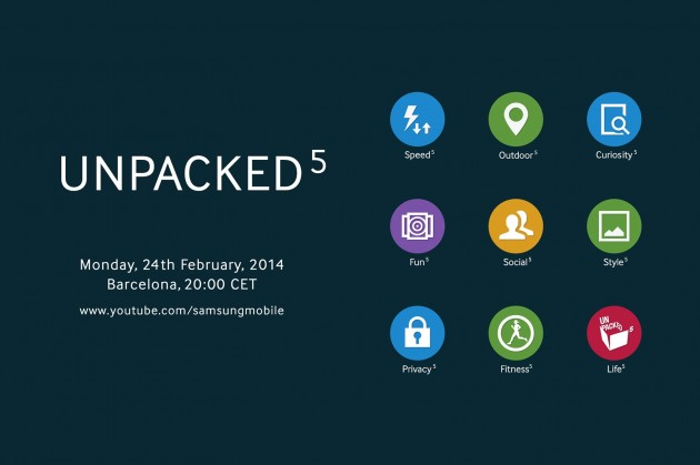 Unpacked Event
