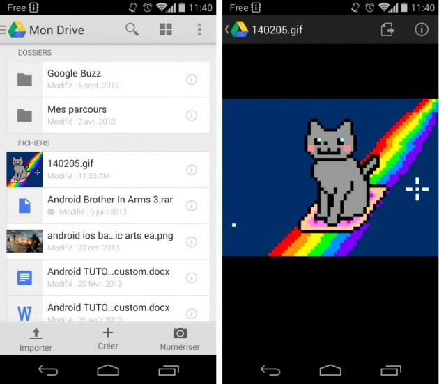 android google drive gifs animés images 01