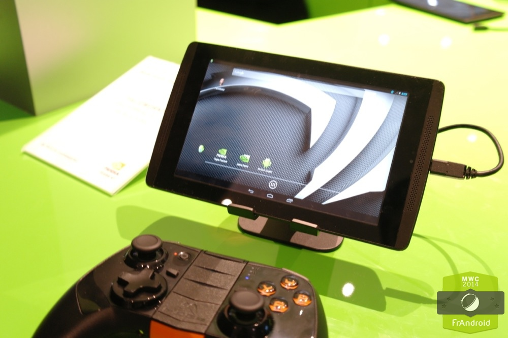 android prise en main nvidia tegra note 7 2 tegra not 7 lte image 03