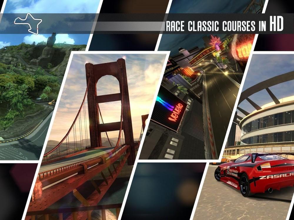 android ridge racer slipsteam image 02