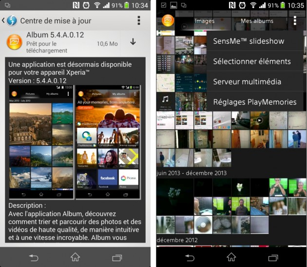 android sony xperia z1 application album 5.4.A.0.12 images 01