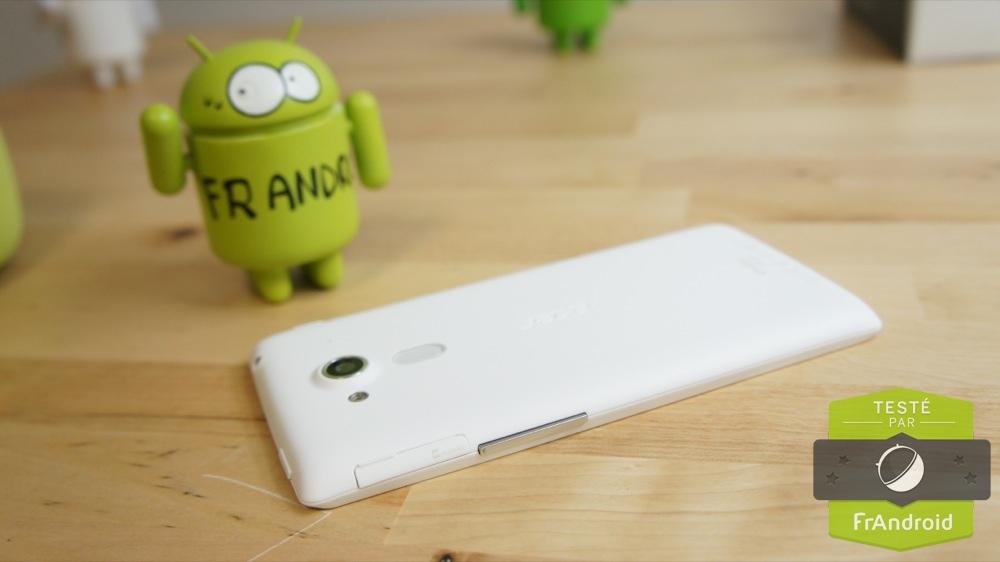 android test prise en main frandroid acer liquid z5 image 11