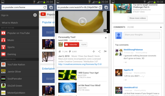 android youtube mobile web images 01