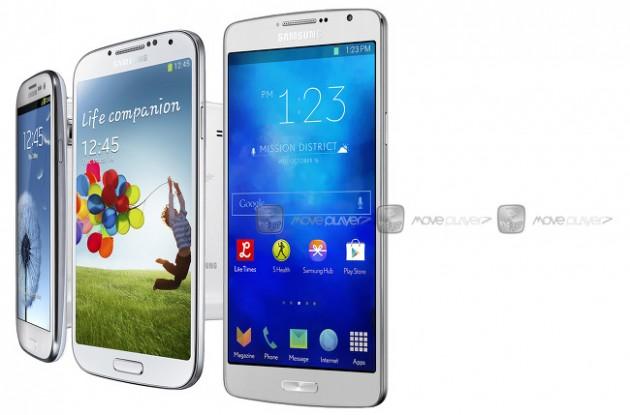 Galaxy S5 Concept