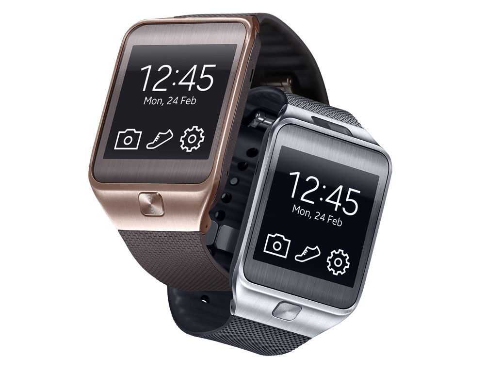 samsung gear 2 et gear 2 neo les deux montres connect es. Black Bedroom Furniture Sets. Home Design Ideas