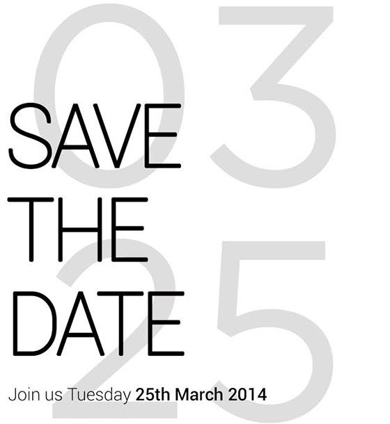 Invitation HTC