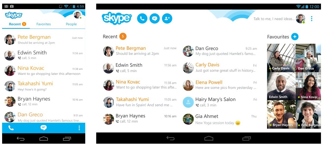 how to find skype id in skype for business