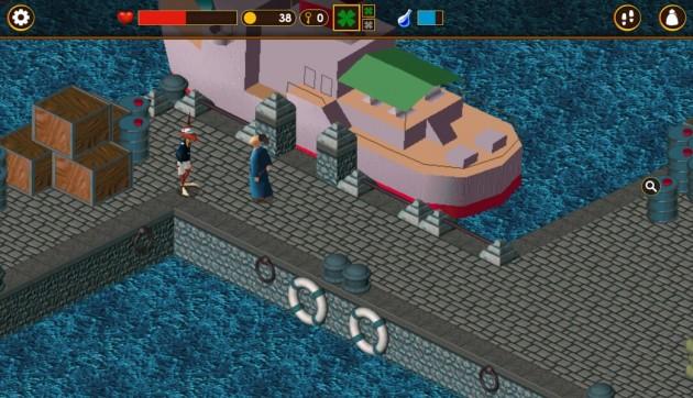 Android Little Big Adventure DotEmu Electronic Arts Frédérick Raynal