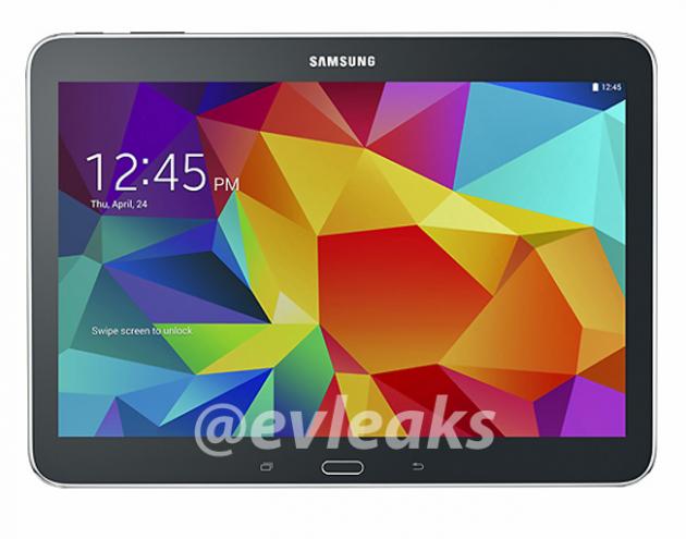 Samsun Galaxy Tab 4 10.1 noir