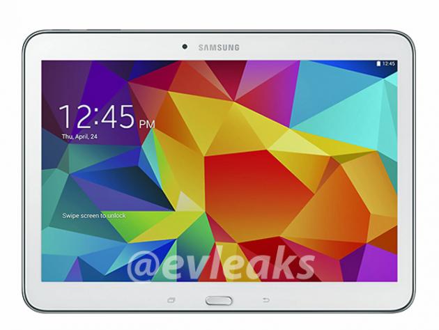 Samsun Galaxy Tab 4 10.1 blanc