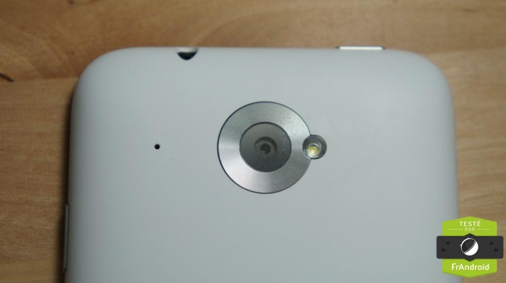 HTC Desire 601 capteur