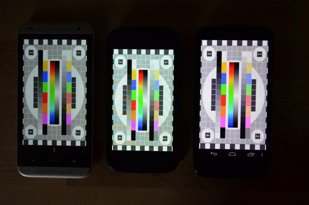 HTC Desire color