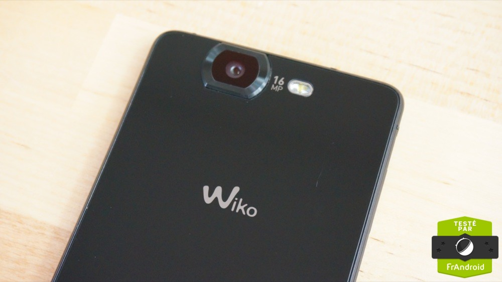 Wiko Highway sur Android FrAndroid DSC01651