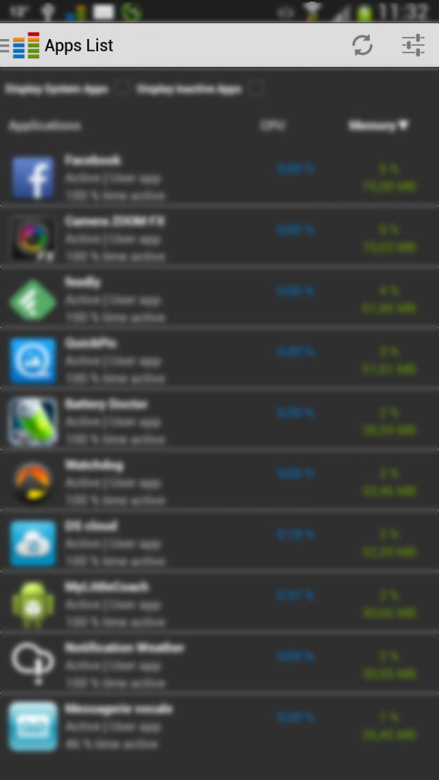 Dans les coulisses d'une app