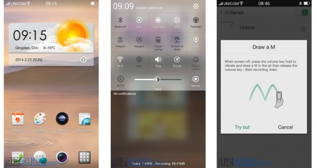 android 4.3 jelly bean coloros 2.0 oppo find 7 images 01