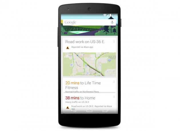 android google now recherche google search waze image 01