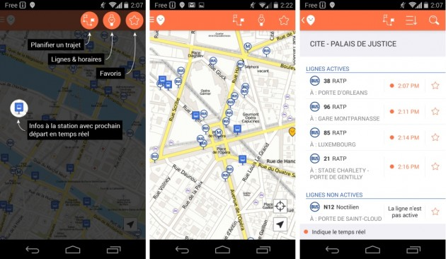 android moovit transports en commun monde images 01