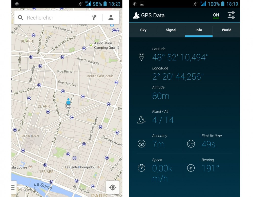 android test frandroid wiko darkmoon gps localisation geolocalisation gps data google maps images 01
