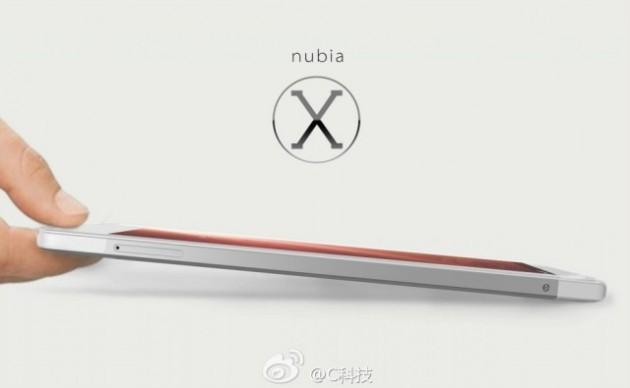 Nubia X6