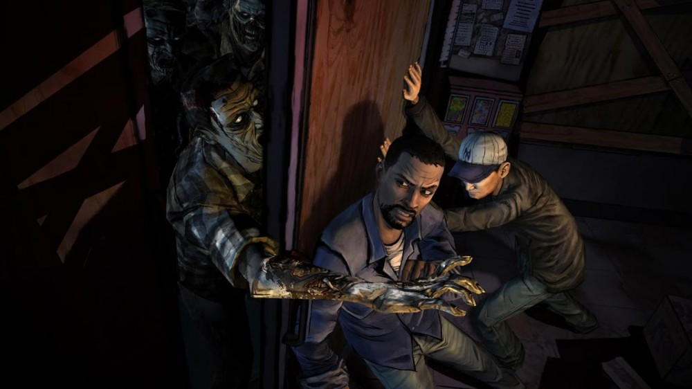 Android The Walking Dead- Season One Image 01