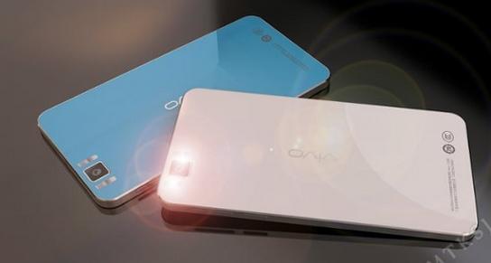 Android-vivo-xshot-prototype
